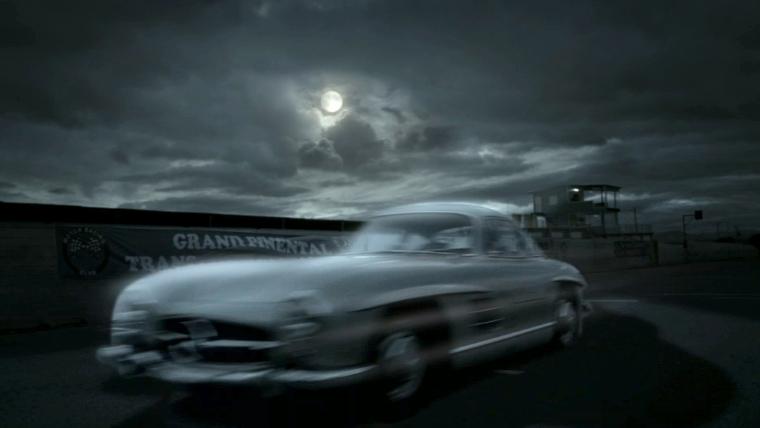 "Mercedes ""Race"""